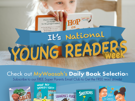 It's National Young Readers Week!