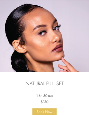 Natural Full Set