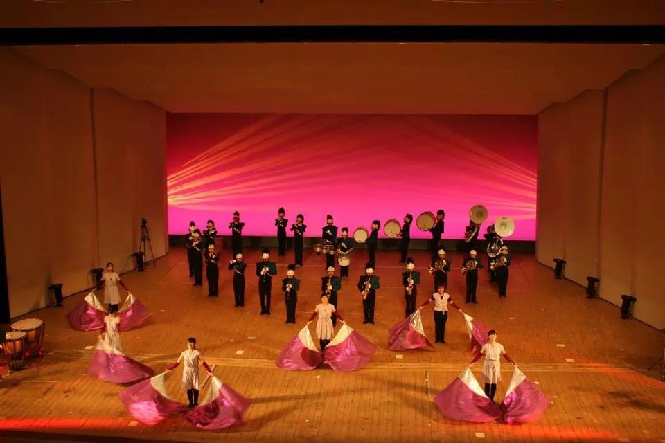 大東文化大学吹奏楽