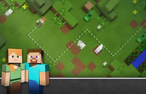 Minecraft Coding Adventure