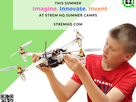 All NEW 2019 Summer Camps That Pave A Path To Fun And The Future!