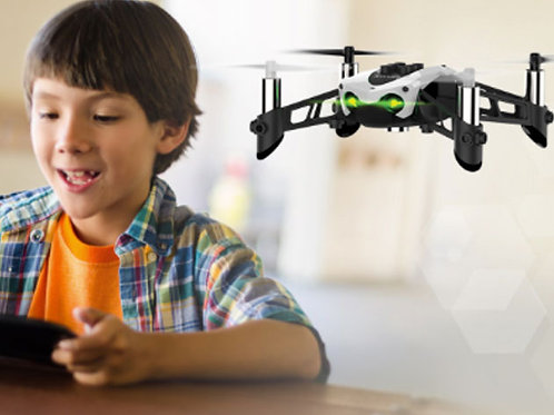 TELEMATICS- CODING WITH AVIATION (4 DAY CAMP)