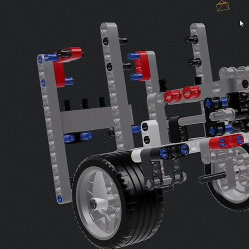 CYBER ROBOTICS - BUILD & CODE ROBOTS