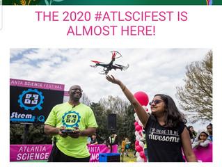 Strem HQ at Atlanta Science festival