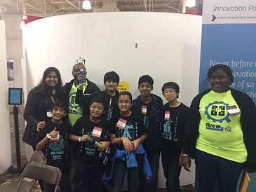 STREM HQ Robotics Teams - Award wining Teas and Coaches