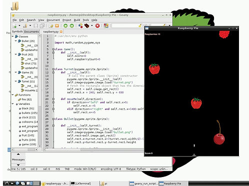 GAME DESIGN WITH PYTHON
