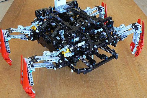 Adv. Robotics-  Code, Build and Challenge!