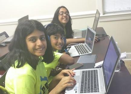 GIRLS IN STEM