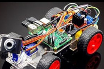 MAKE & PROGRAM AUTONOMOUS VEHICLES - SELF DRIVING CARS!