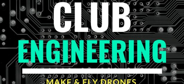 Engineering Club at Dodgen Middle School