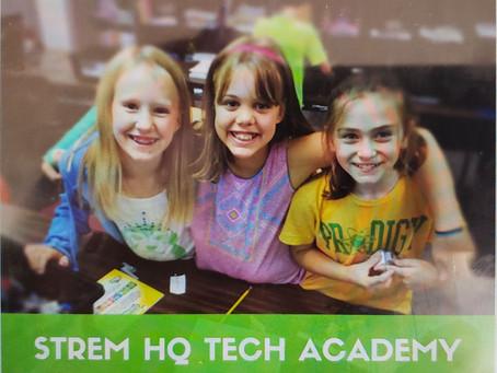 Girls In STEM Summer Camps at STREM HQ