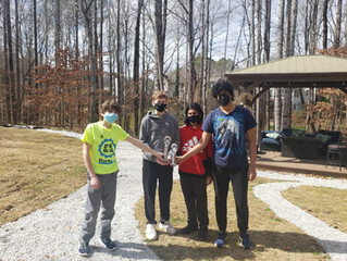 #1 TOP RANKED TEAM IN GEORGIA STATE - FIRST TECH CHALLENGE!