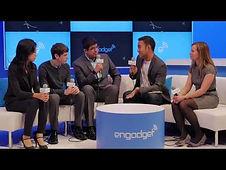 STREM HQ founder Aditya Suri on Engadget Stage
