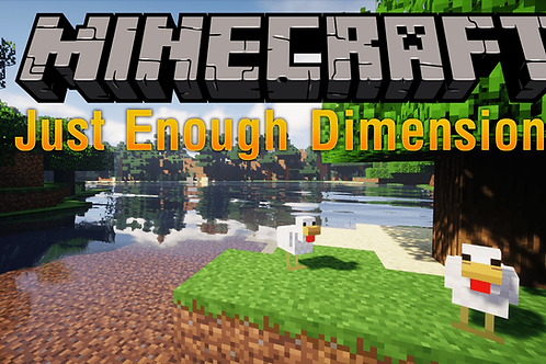 MINECRAFT DIMENSIONS