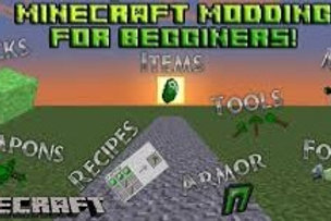 MINECRAFT MODDING FOR BEGIN-NERDS