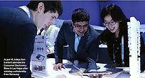 STREM HQ founder Aditya Suri Samsung National Award Winner