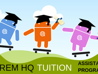 Strem HQ Tuition Assistance Scholarship program