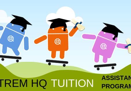 Strem HQ Tuition Assistance Scholarship program
