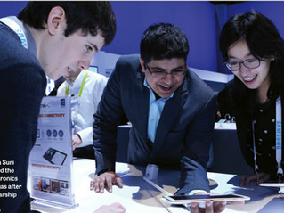IMPACTING THE NEXT GENERATION OF STEM STUDENTS