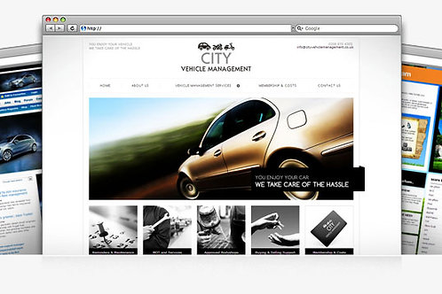 WEB DESIGN MADE EASY - CREATE OPTIMIZED , RESPONSIVE WEBSITES