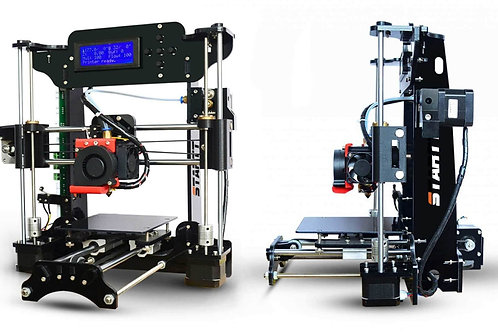 MAKE &TAKE YOUR OWN 3D PRINTER