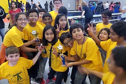 STREM HQ robotics teams wins awards
