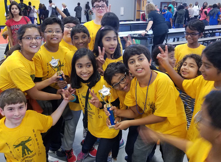 STREM HQ Robotics Teams win at Regional Competions