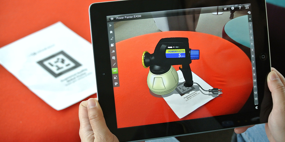 Augmented reality workshop for kids