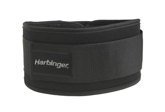 חגורת גב צבע שחור - HUMANX by HARBINGER