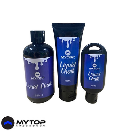 מגנזיום נוזלי - liquid chalk של חברת MYTOP