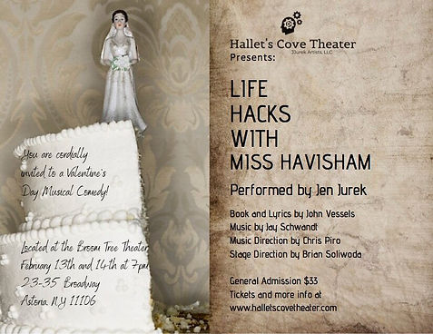 Life Hacks with Miss Havisham.jpg