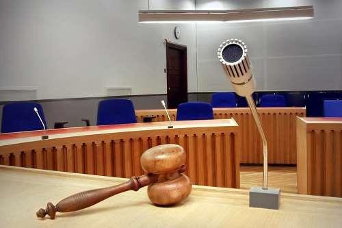 Smittevernstiltak i domstolene