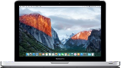 Réparation Macbook Pro (2009-2012)