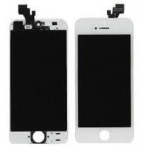 iPhone 5S écran LCD et tactile Assemblé Blanc pour