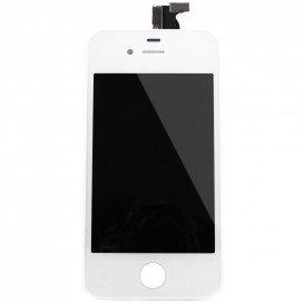 Ecran complet pour iPhone 4 blanc