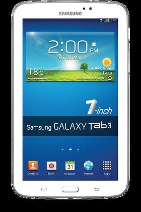 """Samsung Galaxy Tab 3 - 7"""""""