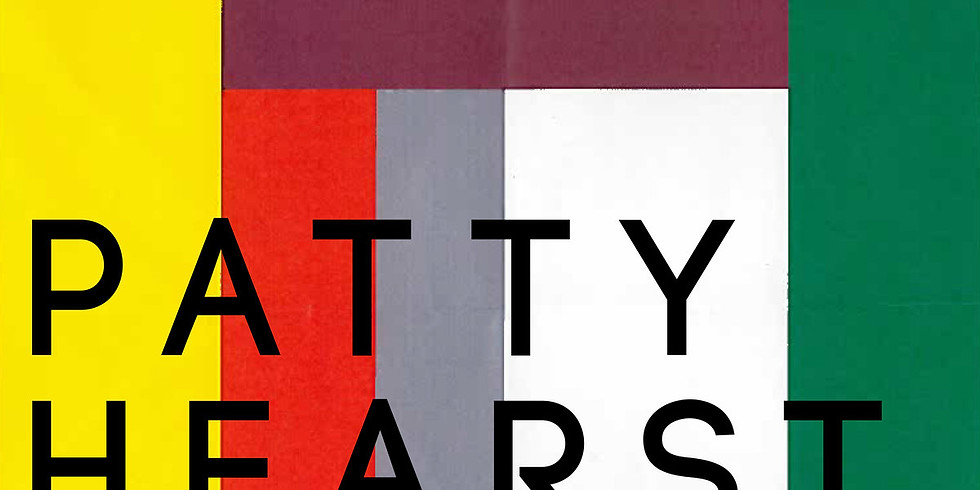 Patty Hearst LIVE @ The Holden Gallery
