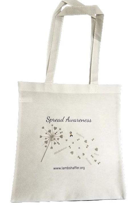 Lamb-Shaffer Syndrome Awareness Tote Bag