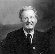 60 Year Medal Mr Geoff Brett
