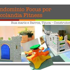 Cond. Focus * Tijuca RJ * Pay ground