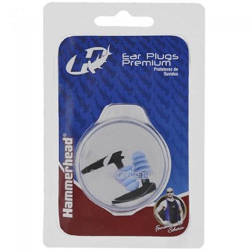Protetor de ouvidos Ear Plug Premium - Protetor auricular Hammerhead