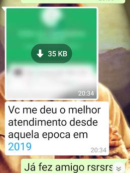 Depoimento cliente Guilherme 04.04.2020
