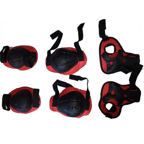 Kit Proteção Infantil Skate patins