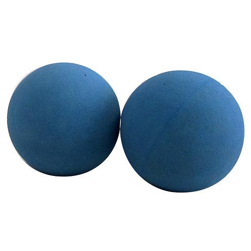 kit Bola de frescobol Nacional Kit com 3 bolas