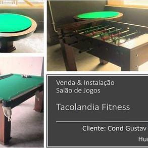 Cliente: Cond Gustav Moreau - Salão de jo