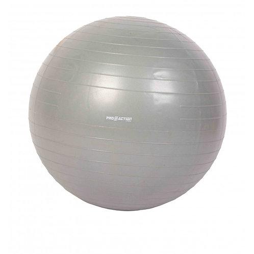 Bola de Pilates 65 cm com bomba de encher