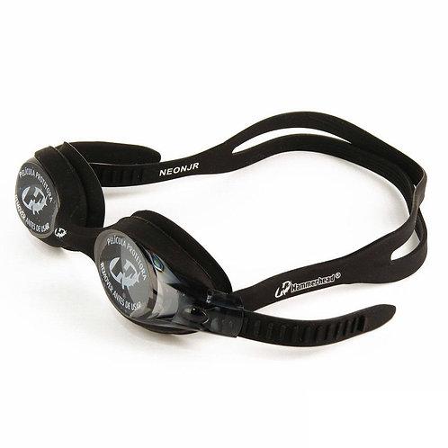 Óculos Natação infantil Neon Jr - Alta qualidade