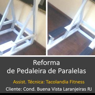 Cond Buena Vista Reforma e Pedaleira de Paralelas