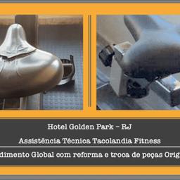 Hotel Golden Park RJ