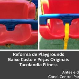 Conserto Playground